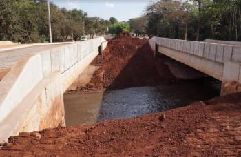 Sete novas pontes serão concluídas dentro do projeto de macrodrenagem de Sertãozinho