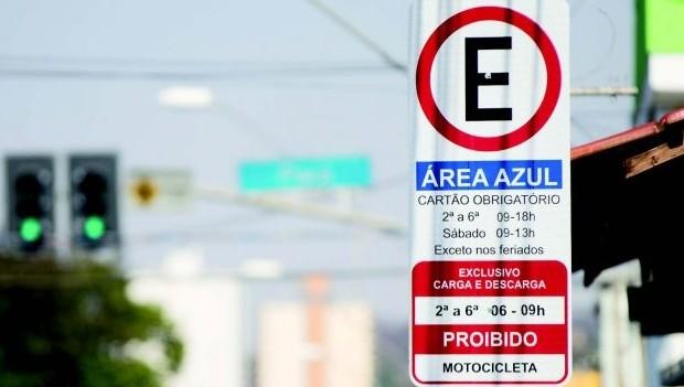 Fiscalização em Área Azul retorna em ruas e avenidas de Ribeirão Preto
