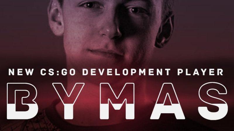 CS:GO: Bymas é o novo jogador da Mousesports