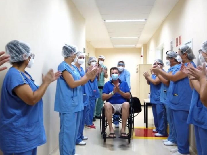 Recuperados da Covid-19 já são 80% em Ribeirão Preto-SP