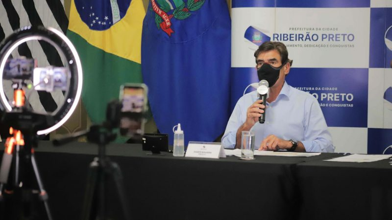 Com taxa de ocupação de UTI em torno de 70%, Ribeirão Preto pode avançar de fase no Plano São Paulo na próxima sexta-feira, dia 8