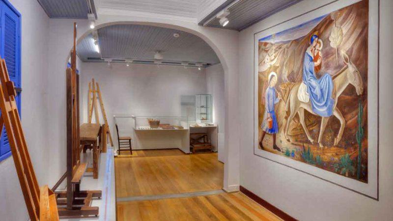 Em tempos de pandemia, o museu Casa de Portinari se adaptou para oferecer atividades de férias pela internet