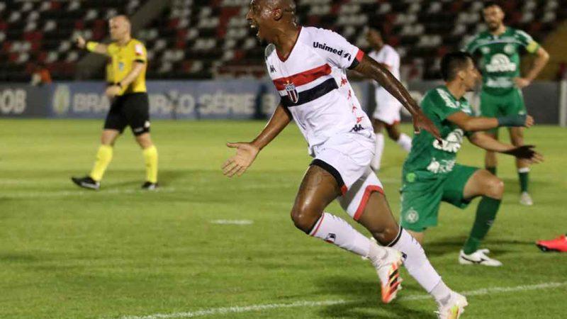 O Botafogo venceu a até então vice-líder da série B, Chapecoense por 3x0 e fez com que o torcedor voltasse a acreditar que ainda é possível evitar o rebaixamento para a série C.