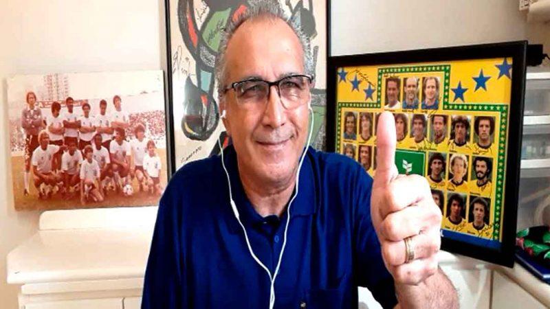 O comentarista do programa Tá na Hora do esporte Juninho Fonseca acompanha a série D do campeonato brasileiro, onde dois times paulistas buscam a grande final, Mirassol e Novorizontino.