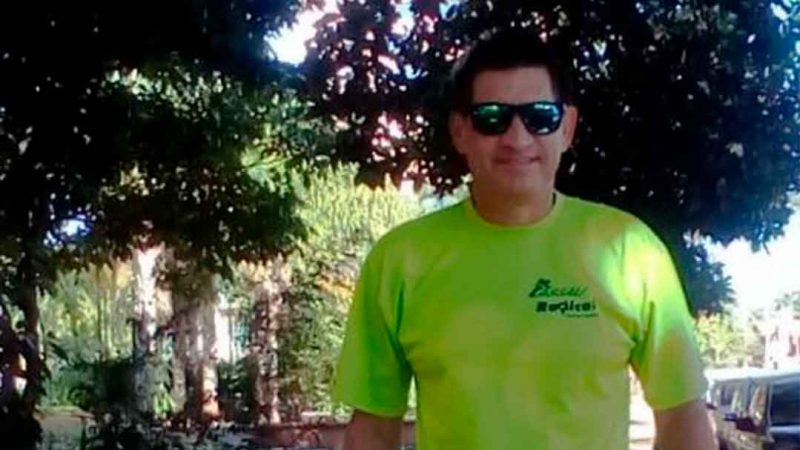 O corpo de Márcio Lassali foi encontrado por seu filho, no apartamento em que residia sozinho há alguns anos.