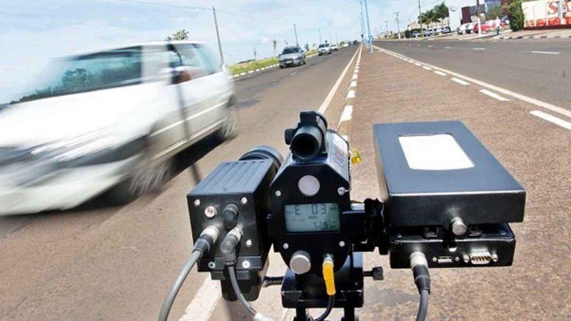 Confira as posições dos radares móveis na cidade de Ribeirão Preto
