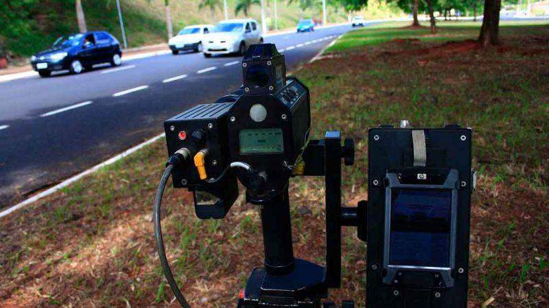 Confira a posição dos radares móveis que estarão ativos nesta terça-feira (12), na cidade de Ribeirão Preto.