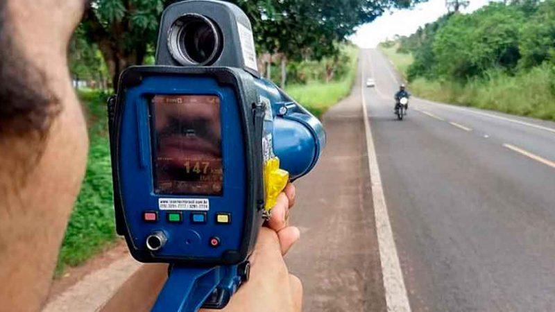 Confira a posição dos radares móveis em Ribeirão Preto.