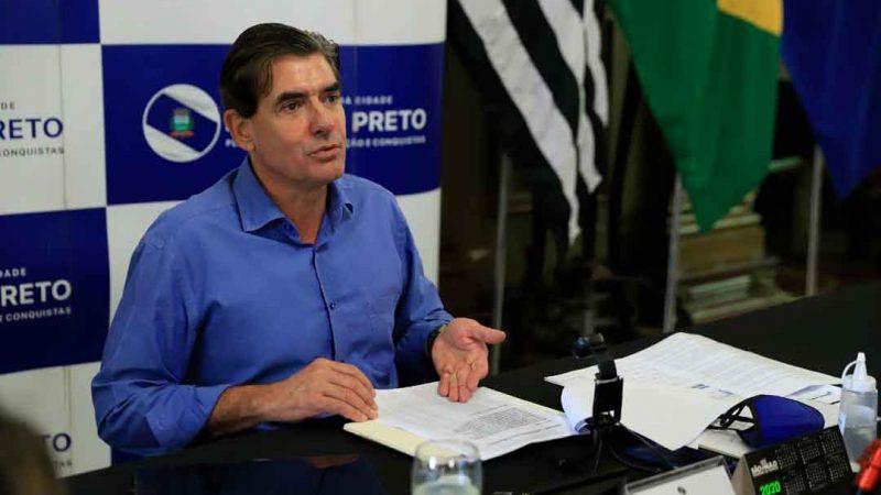 Em reunião entre prefeitura de Ribeirão Preto e o DER, também foi apresentada a proposta de transferir trecho da marginal da rodovia Abraão Assed ao município.
