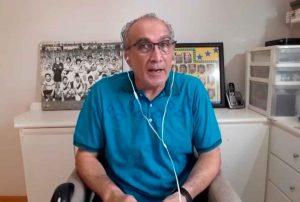 Juninho Fonseca analisa os jogos mais importantes da rodada, São Paulo x Flamengo e Internacional x Corinthians