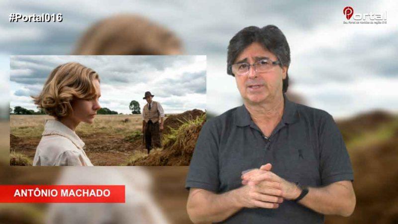 DICA CULTURAL COM ANTÔNIO ALBERTO MACHADO. Confira uma super dica para se entreter e ao mesmo tempo refletir sobre a natureza humana com um filme excelente!