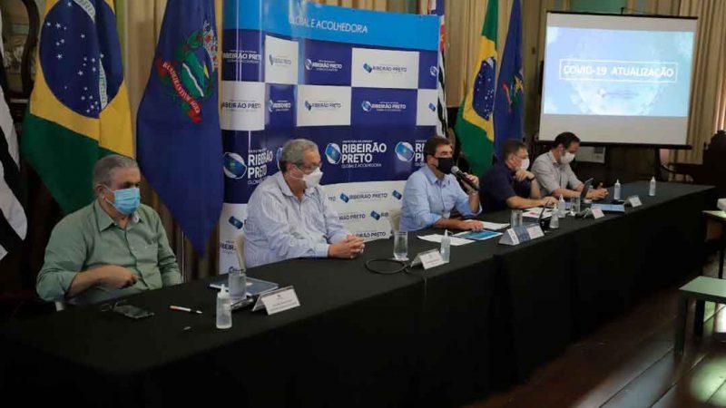 O MP de Ribeirão Preto entrou com pedido na justiça para que Ribeirão Preto cumpra todas as exigências da fase mais restritiva do Plano São Paulo, a vermelha.