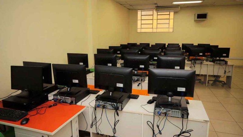 São quatro novas turmas: duas de Informática Básica, uma de Gestão em Recursos Humanos e uma de Rotinas em Departamento Pessoal