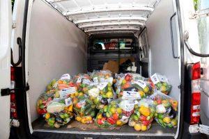 Mesmo com medidas restritivas, Semas garante a entrega de cestas básicas emergenciais
