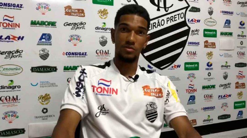 ATACANTE DE BEIRADA AGUINALDO É MAIS UM REFORÇO. O Comercial FC apresentou mais um reforço para o paulista da série A3.
