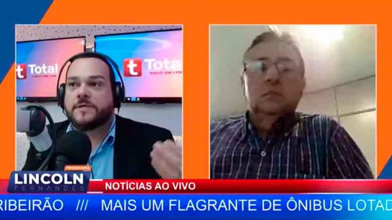 O secretário de Saúde de Ribeirão Preto Sandro Scarpelini, em entrevista ao programa Voz Metropolitana, passou a limpo a situação da saúde em Ribeirão Preto.