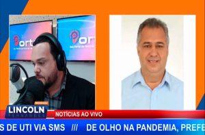 A entrevista foi realizada no programa Voz Metropolitana, com Lincoln Fernandes, na Rede Fé FM 94,9 e Total FM de Sertãozinho 106,1. O programa vai ao ar de segunda a sexta-feira, das 06h às 09h