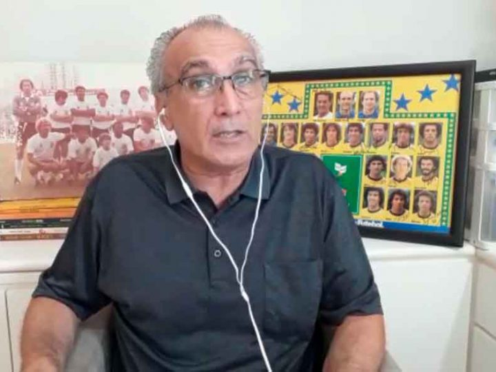 JUNINHO FONSECA FALA SOBRE A FUNDAÇÃO DE UMA LIGA NO FUTEBOL BRASILEIRO