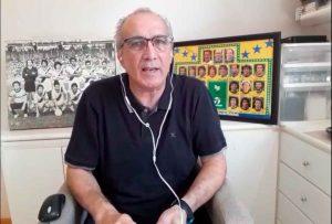 JUNINHO FONSECA - VITÓRIA DO BRASIL E AGENDA DO FIM DE SEMANA