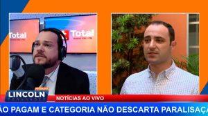 Superintendente Marcelo Carboneri afirma que não há mais leitos disponíveis. A entrevista foi realizada no programa Voz Metropolitana, com Lincoln Fernandes, na Rede Fé FM 94,9 e Total FM de Sertãozinho 106,1. O programa vai ao ar de segunda a sexta-feira, das 06h às 09h.