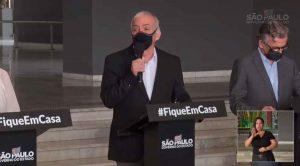 """ENTENDA COMO VAI FUNCIONAR A FASE EMERGENCIAL. Coube ao médico Dr. Paulo Menezes explicar o funcionamento da """"Fase Emergencial"""" em todo o estado de São Paulo."""
