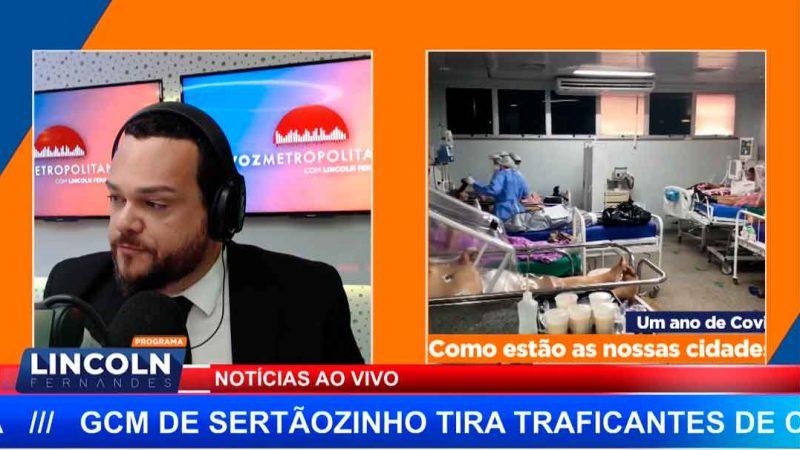 GERENTE DA SANTA CASA DE PITANGUEIRAS FALA SOBRE LOTAÇÃO