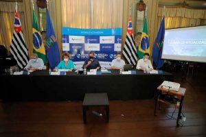 Vacinômetro atualiza diariamente a imunização em todas as cidades do Estado de São Paulo