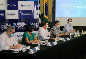 Em virtude das decisões anunciadas pelo Governo do Estado de São Paulo, Ribeirão Preto irá seguir as determinações do Plano São Paulo com o endurecimento das regras em função do agravamento da pandemia da covid-19 na cidade