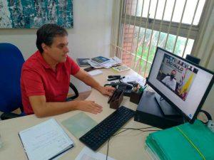 Programa Nossa Casa e reforma de até 100 unidades habitacionais de comunidade local foram pauta de reunião com Secretário de Habitação do Estado de São Paulo
