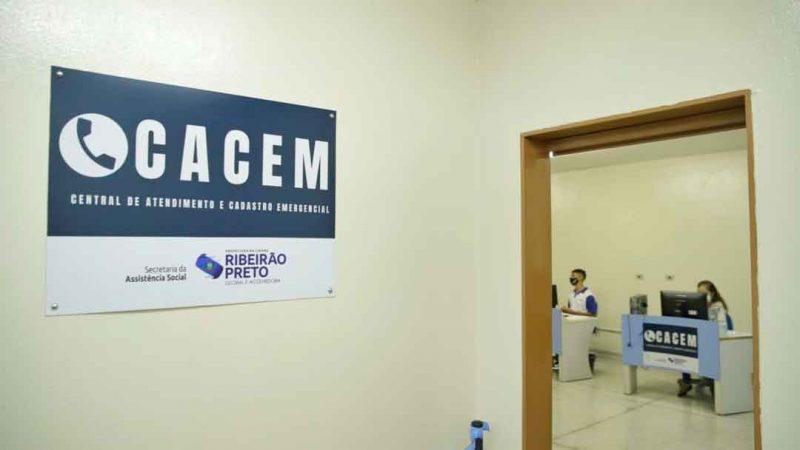 A partir deste mês de março, quem precisar solicitar cesta básica emergencial em Ribeirão Preto deverá entrar em contato com a Central de Atendimento e Cadastro Emergencial - Cacem, inaugurada pela Secretaria Municipal de Assistência Social.