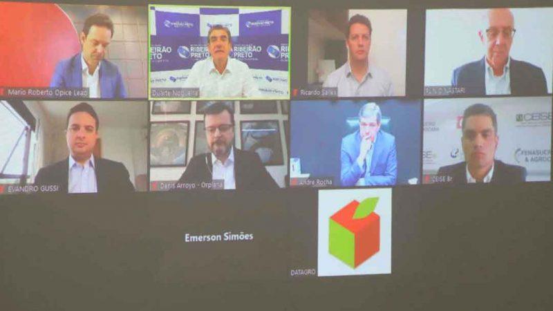 Evento apresentou as expectativas para a safra 2021/22 com a participação das principais lideranças da cadeia de valor do setor sucroenergético