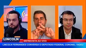 DEPUTADO CEL TADEU FALA SOBRE TRAIÇÃO DE FROTA E HEASSELMANN