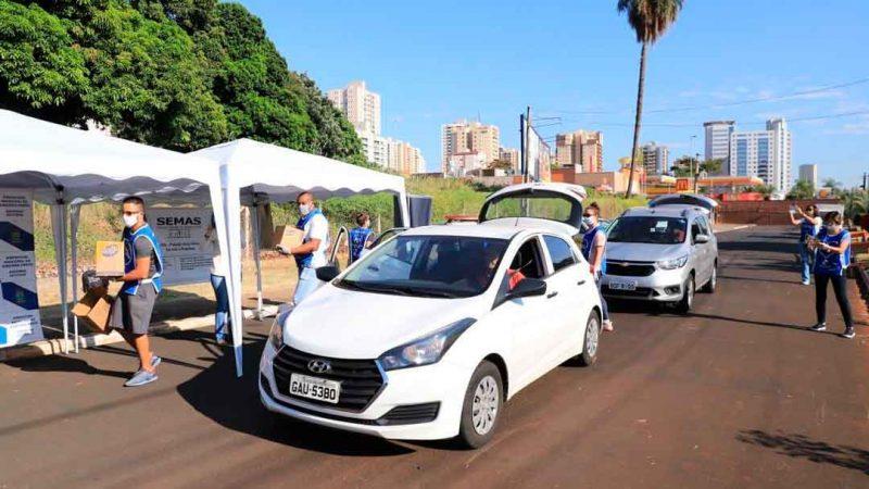 DRIVE-TRHU PARA ARRECADAÇÃO DE ALIMENTOS SERÁ NESTE FINAL DE SEMANA