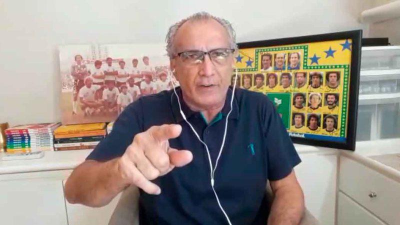 JUNINHO FONSECA: HOJE TEM COPA AMÉRICA E EUROCOPA