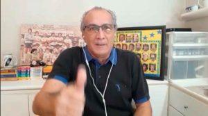 JUNINHO FONSECA FALA SOBRE A VOLTA DO PAULISTÃO