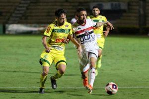O Mirassol interrompeu a recuperação do Botafogo no campeonato paulista. A derrota por 2x1 deixou os botafoguenses engasgados, principalmente com um pênalti marcado pela arbitragem que não existiu.