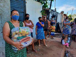 NUTRIAÇÃO JÁ ENTREGOU 3 MIL KITS DE ALIMENTOS EM 21 COMUNIDADES DE RIBEIRÃO
