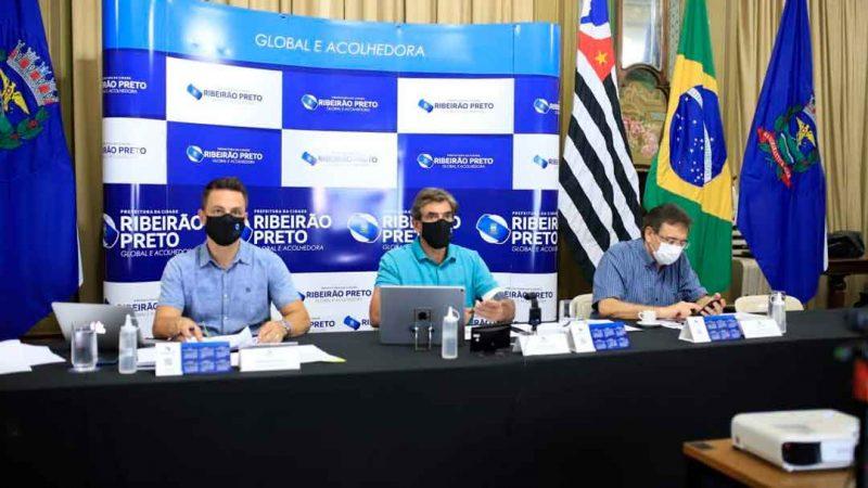 PREFEITO DE RIBEIRÃO PRETO TRATARÁ DE VACINAS NO MINISTÉRIO DA SAÚDENDÊNCIA FOI INTERDITADO HOJE