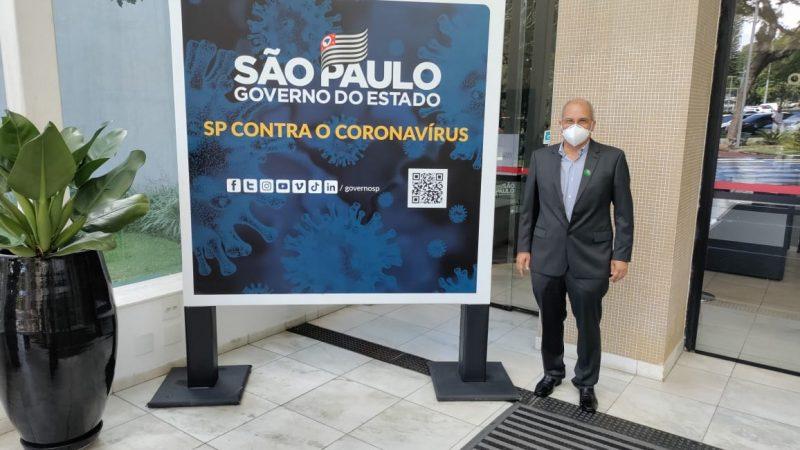 AGENDA NA CAPITAL PAULISTA PROPICIA PROJETOS PARA SERTÃOZINHO E CRUZ DAS POSSES