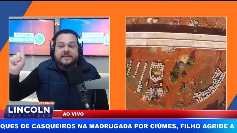 PREFEITURA RESCINDE CONTRATO COM EMPREITEIRA E DEIXA TRÊS GRANDES OBRAS PARADAS EM RIBEIRÃO PRETO