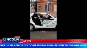 ACIDENTE DEIXA MULHER PRESA NAS FERRAGENS EM RIBEIRÃO PRETO