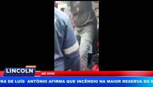 HOMICÍDIO NO TERMINAL RODOVIÁRIO DE RIBEIRÃO