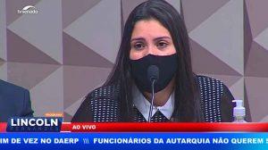 ADVOGADA AFIRMA QUE PREVENT SENIOR TRABALHAVA ALINHADA COM O GOVERNO FEDERAL