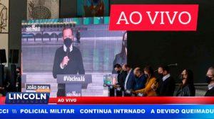 GOVERNO DE SP ATUALIZA AÇÕES DE COMBATE À PANDEMIA