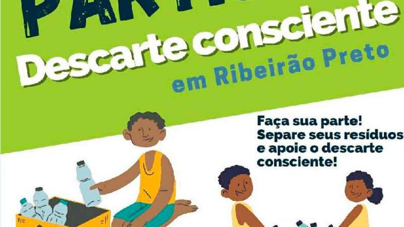 CAMPANHA DA SECRETARIA DO MEIO AMBIENTE CONSCIENTIZA SOBRE DESCARTE CORRETO DE RESÍDUOS