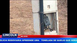HOMEM MORRE AO TENTAR FURTAR FIAÇÃO ELÉTRICA DE FAZENDA NA REGIÃO