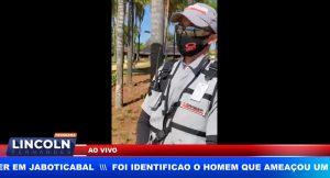 MULHER CONSTRANGIDA EM BRASÍLIA POR BIQUINI AO ANDAR DE BIKE EM PARQUE