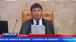 PRESIDENTE DO STF SE PRONUCIA DURAMENTE CONTRA OS ATAQUES DE BOLSONARO AO SUPREMO