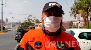 UMA TECNICA DE INFERMAGEM PERDEU A VIDA EM ACIDENTE NO JARDIM AMERICA