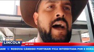 ZÉ TROVÃO AFIRMA QUE DESISITU DE SE ENTREGAR, TENTA POUPAR BOLSONARO, MAS ASSUME MOTIVAÇÃO POLÍTICA